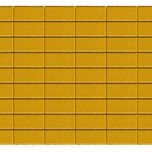 Прямоугольник желтый 200х100